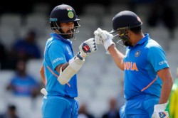 World Cup 2019 Ind Vs Aus Dhawan Rohit Opening Stand Shatters Records