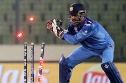 Icc Cricket World Cup 2019 Shoaib Akhtar Calls Ms Dhoni Faster Than A Computer