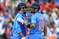 Icc Cricket World Cup 2019 India Vs Australia Captain Virat Kohli Brilliant Reaction