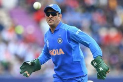 Ms Dhoni Gloves Row Icc Should Apologise To Dhoni And All Of India