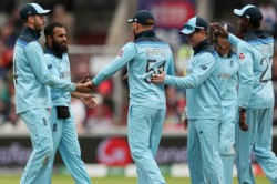 Icc Cricket World Cup 2019 England Vs Afghanistan Captain
