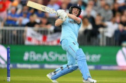 Captain Eoin Morgan Smashes 17 Sixes Againest Afghanistan