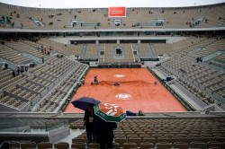 French Open 2019 A Day Of Full Rain Shuffles The Schedule At The French Open
