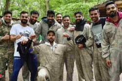 Icc Cricket World Cup 2019 Virat Kohli Co Take Part In Team Bonding