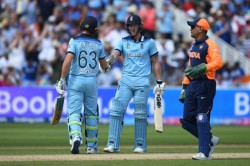 Cwc 19 India Vs England India Set 338 After Stokes Blitz
