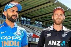 India Vs New Zealand When Rain Left Cricket Cold