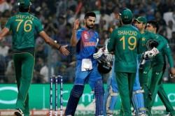 Icc Cricket World Cup 2019 India Vs Pakistan Pakistan S Must Win