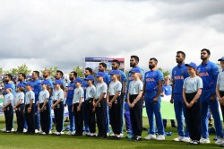 Cwc19 From Suresh Raina To Ajinkya Rahane Indian Cricketers Send Wishes For The Team
