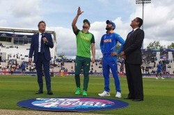 Cwc19 South Africa Vs India South Africa Have Won The Toss And Have Opted To Bat