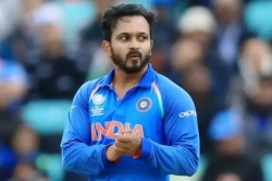 Icc Cricket World Cup 2019 Kedar Jadhav Pleads Rain Gods To Move From Nottingham To Maharashtra