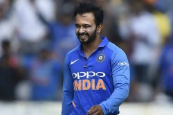 Icc Cricket World Cup 2019 Kedar Jadhav In Doubt For India