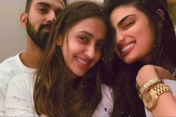 Is Athiya Shetty Dating Cricketer Kl Rahul Things Are Quite Serious