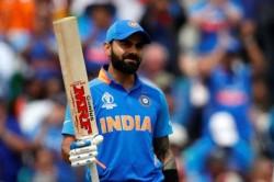 India Vs New Zealand World Cup 2019 Virat Kohli 57 Runs Away From Massive World Record