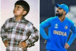 Icc Cricket World Cup 2019 India Vs Pakistan Shares Throwback Picture