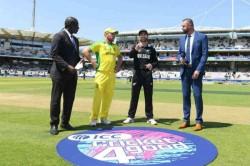 Australia Vs New Zealand Live Score Icc World Cup 2019 Match At Lords Australia Wins Toss