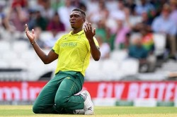 Watch Frustrated Lungi Ngidi Nearly Hits Tamim Iqbal With His Throw