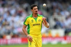 Mitchell Starc Becomes The Leading Wicket Taker At World Cup