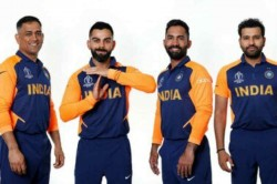 Lucky Or Un Lucky Fans Started Debate On Team India S New Orange