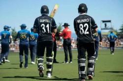 Icc Cricket World Cup 2019 New Zealand Vs Sri Lanka Kane Williamsons Kiwis