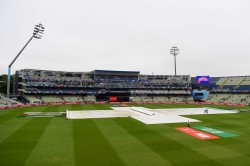 Icc Cricket World Cup 2019 New Zealand Vs Pakistan Toss Delayed Due To Wet Outfield