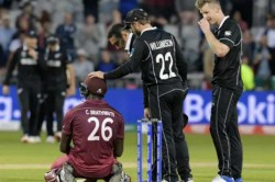 Kane Williamson Stars As New Zealand Survive Carlos Brathwaite