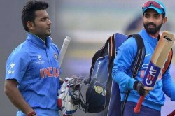 Cwc 19 Dilip Vengsarkar Worried Shikhar Dhawan May Not Win His Place Back