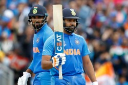 Ind Vs Pak Rohit Sharma And Kl Rahul Breaks Tendulkar Navjot Sidhu Record