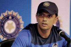 Rahul Dravid To Take Charge As Head Of Cricket At National Criket