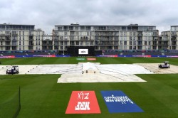 Cricket World Cup 2019 What If Rain Washes Out Semifinals And Final