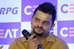 Indian Batsman Suresh Raina Ahead Of The India And Pakistan
