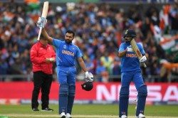 Rohit Sharma Misses Double Ton In World Cricket Cup