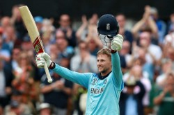 Cwc 2019 England Vs West Indies Joe Root Guides England To Win Second Ton Of Tournament