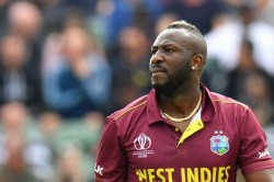 Icc Cricket World Cup 2019 West Indies All Rounder Andre Russell Ruled Out