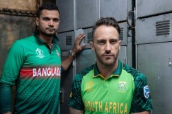 Icc Cricket World Cup 2019 South Africa Vs Bangladesh South Africa Have Won The Toss