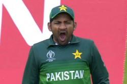 Wicket Keeper Or Sleep Keeper Memes Tides On Pakistan Skipper Sarfaraz Trolled For Yawning