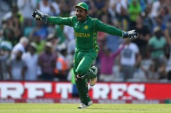 World Cup 2019 Pcb Chairman Telephones Sarfaraz Ahmed Asks Pakistan Captain To Focus