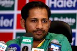 Sarfaraz Gives Heated Warning To Pakistan Team Says He Won