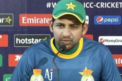 Sarfaraz Ahmed Found His Wife Crying In The Hotel After Watching