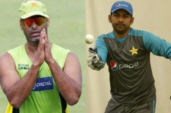 Fat And Unfit Shoaib Akhtar Slams Pakistan Captain Sarfaraz