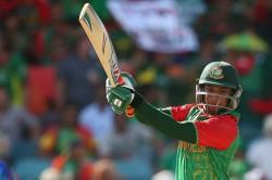 Shakib Al Hasan 1st Bangladesh Batsman To Score 1000 World Cup Runs