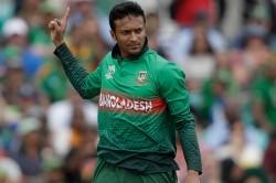 Shakib Al Hasan Becomes Fastest To Score 5000 Runs And 250 Wickets In Odi