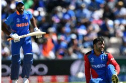Afghanistan Skipper Frustrated With Rashid Khan S Poor Show