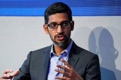 Sundar Pichai Predicts India Vs England Final In Icc Cricket World Cup