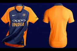 Icc World Cup 2019 Team India S Official Away Jersey For England Match Unveiled By Nike