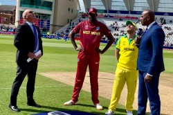 Cwc 19 Australia Vs West Indies Match West Indies Have Won The Toss And Have Opt To Field