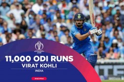 Virat Kohli Crosses 11000 Mark In One Day International