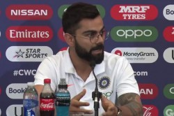 Cwc19 South Africa Vs India Haven T Seen Amla Get Out Like That In One Day Cricket Says Kohli