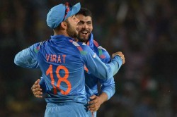 Cwc19 Virat Kohli Ravindra Jadeja Can Intimidate Any Batsmen With Agility On Field