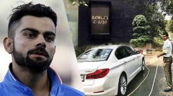Virat Kohli Fined In Gurugram For Using Drinking Water To Wash Cars At His Residence