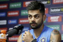 Icc World Cup 2019 Virat Kohli Reveals Why India Did Not Replace